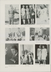 Page 8, 1945 Edition, Tomahawk High School - Kwahamot Yearbook (Tomahawk, WI) online yearbook collection