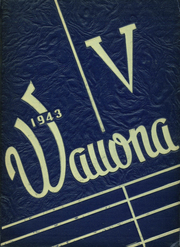 Page 1, 1943 Edition, Portage High School - Wauona Yearbook (Portage, WI) online yearbook collection