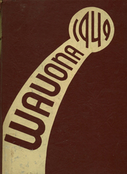 Page 1, 1949 Edition, Portage High School - Wauona Yearbook (Portage, WI) online yearbook collection
