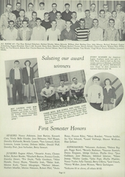 Page 16, 1949 Edition, Portage High School - Wauona Yearbook (Portage, WI) online yearbook collection