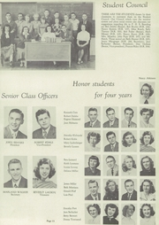 Page 17, 1949 Edition, Portage High School - Wauona Yearbook (Portage, WI) online yearbook collection