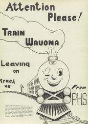 Page 5, 1949 Edition, Portage High School - Wauona Yearbook (Portage, WI) online yearbook collection