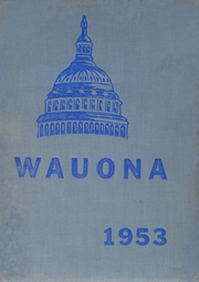 Page 1, 1953 Edition, Portage High School - Wauona Yearbook (Portage, WI) online yearbook collection