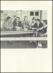 Page 11, 1953 Edition, Portage High School - Wauona Yearbook (Portage, WI) online yearbook collection