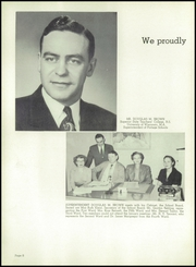 Page 12, 1953 Edition, Portage High School - Wauona Yearbook (Portage, WI) online yearbook collection