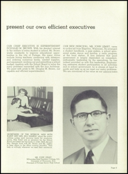 Page 13, 1953 Edition, Portage High School - Wauona Yearbook (Portage, WI) online yearbook collection