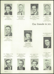 Page 14, 1953 Edition, Portage High School - Wauona Yearbook (Portage, WI) online yearbook collection