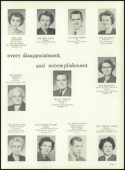 Page 15, 1953 Edition, Portage High School - Wauona Yearbook (Portage, WI) online yearbook collection