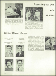 Page 16, 1953 Edition, Portage High School - Wauona Yearbook (Portage, WI) online yearbook collection