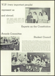 Page 17, 1953 Edition, Portage High School - Wauona Yearbook (Portage, WI) online yearbook collection