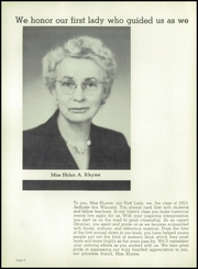 Page 8, 1953 Edition, Portage High School - Wauona Yearbook (Portage, WI) online yearbook collection