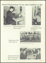 Page 9, 1953 Edition, Portage High School - Wauona Yearbook (Portage, WI) online yearbook collection