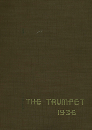 1936 Edition, Aquinas High School - Trumpet Yearbook (La Crosse, WI)