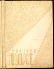 1939 Edition, Aquinas High School - Trumpet Yearbook (La Crosse, WI)