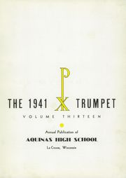 Page 11, 1941 Edition, Aquinas High School - Trumpet Yearbook (La Crosse, WI) online yearbook collection