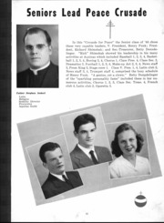 Page 16, 1944 Edition, Aquinas High School - Trumpet Yearbook (La Crosse, WI) online yearbook collection