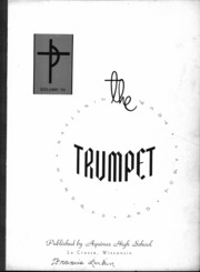 Page 2, 1944 Edition, Aquinas High School - Trumpet Yearbook (La Crosse, WI) online yearbook collection