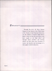 Page 10, 1949 Edition, Aquinas High School - Trumpet Yearbook (La Crosse, WI) online yearbook collection
