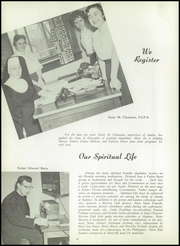 Page 10, 1958 Edition, Aquinas High School - Trumpet Yearbook (La Crosse, WI) online yearbook collection