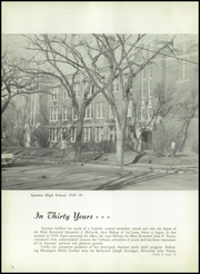 Page 6, 1958 Edition, Aquinas High School - Trumpet Yearbook (La Crosse, WI) online yearbook collection