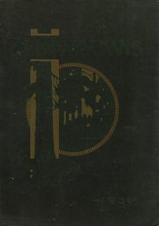 1931 Edition, Clintonville High School - Clinwauwis Yearbook (Clintonville, WI)