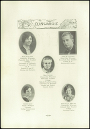 Page 10, 1931 Edition, Clintonville High School - Clinwauwis Yearbook (Clintonville, WI) online yearbook collection