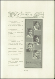 Page 17, 1931 Edition, Clintonville High School - Clinwauwis Yearbook (Clintonville, WI) online yearbook collection