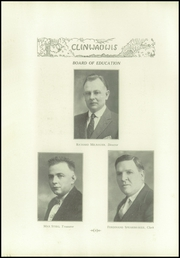 Page 6, 1931 Edition, Clintonville High School - Clinwauwis Yearbook (Clintonville, WI) online yearbook collection