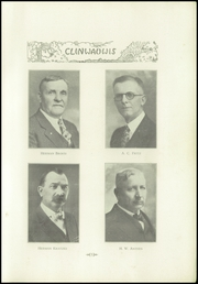 Page 7, 1931 Edition, Clintonville High School - Clinwauwis Yearbook (Clintonville, WI) online yearbook collection