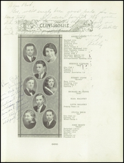 Page 13, 1932 Edition, Clintonville High School - Clinwauwis Yearbook (Clintonville, WI) online yearbook collection