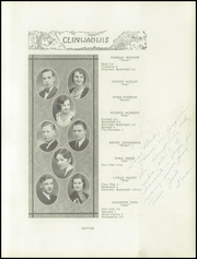 Page 15, 1932 Edition, Clintonville High School - Clinwauwis Yearbook (Clintonville, WI) online yearbook collection