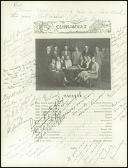 Page 8, 1932 Edition, Clintonville High School - Clinwauwis Yearbook (Clintonville, WI) online yearbook collection