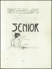 Page 9, 1932 Edition, Clintonville High School - Clinwauwis Yearbook (Clintonville, WI) online yearbook collection