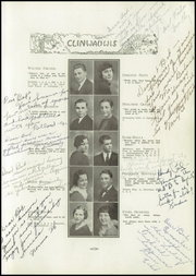 Page 11, 1935 Edition, Clintonville High School - Clinwauwis Yearbook (Clintonville, WI) online yearbook collection