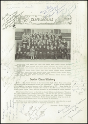 Page 17, 1935 Edition, Clintonville High School - Clinwauwis Yearbook (Clintonville, WI) online yearbook collection