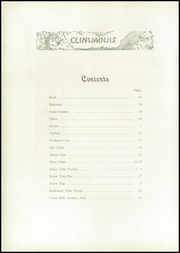Page 6, 1935 Edition, Clintonville High School - Clinwauwis Yearbook (Clintonville, WI) online yearbook collection