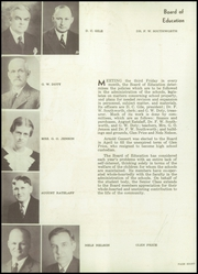 Page 12, 1937 Edition, Edgerton High School - Crimson Yearbook (Edgerton, WI) online yearbook collection