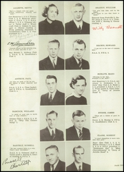 Page 14, 1937 Edition, Edgerton High School - Crimson Yearbook (Edgerton, WI) online yearbook collection