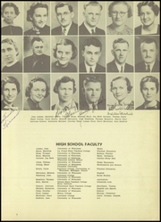 Page 11, 1938 Edition, Edgerton High School - Crimson Yearbook (Edgerton, WI) online yearbook collection