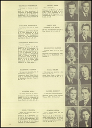 Page 15, 1938 Edition, Edgerton High School - Crimson Yearbook (Edgerton, WI) online yearbook collection