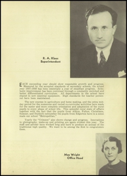 Page 9, 1938 Edition, Edgerton High School - Crimson Yearbook (Edgerton, WI) online yearbook collection