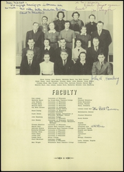 Page 8, 1939 Edition, Edgerton High School - Crimson Yearbook (Edgerton, WI) online yearbook collection