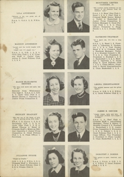 Page 10, 1940 Edition, Edgerton High School - Crimson Yearbook (Edgerton, WI) online yearbook collection
