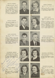 Page 12, 1940 Edition, Edgerton High School - Crimson Yearbook (Edgerton, WI) online yearbook collection