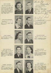 Page 13, 1940 Edition, Edgerton High School - Crimson Yearbook (Edgerton, WI) online yearbook collection