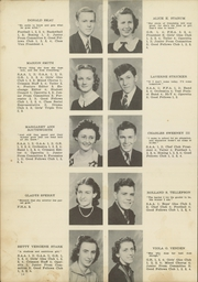 Page 16, 1940 Edition, Edgerton High School - Crimson Yearbook (Edgerton, WI) online yearbook collection