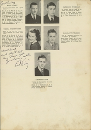 Page 17, 1940 Edition, Edgerton High School - Crimson Yearbook (Edgerton, WI) online yearbook collection