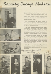 Page 6, 1940 Edition, Edgerton High School - Crimson Yearbook (Edgerton, WI) online yearbook collection
