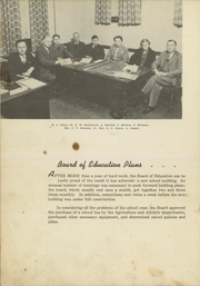 Page 8, 1940 Edition, Edgerton High School - Crimson Yearbook (Edgerton, WI) online yearbook collection