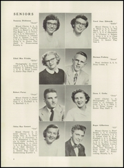 Page 10, 1952 Edition, Edgerton High School - Crimson Yearbook (Edgerton, WI) online yearbook collection